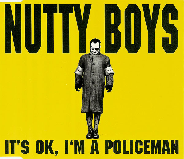 Nutty Policeman